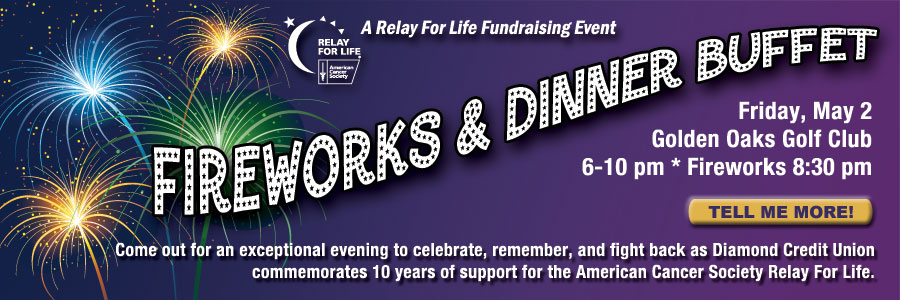 Fireworks & Dinner Buffet