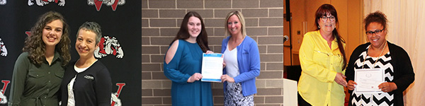 Diamond Credit Union Scholarship Wilson Exeter Reading Health System School of Health Sciences
