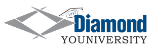 diamond university logo
