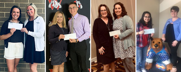 2019 alfred a panfile scholarship winners