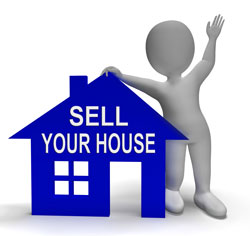 open house image to sell your home